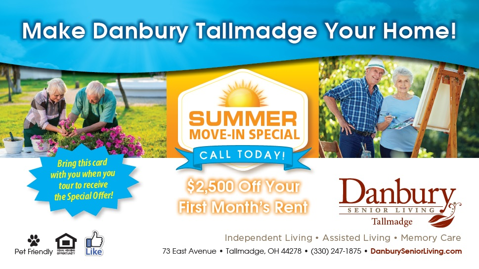 Summer Move In Special!