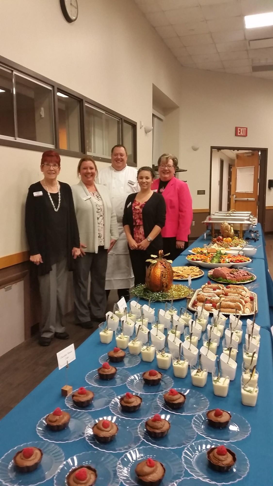 Brunswick Team Danbury Assisted Living