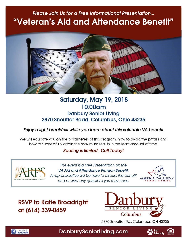 Veteran S Aid And Attendance Benefit Info Presentation
