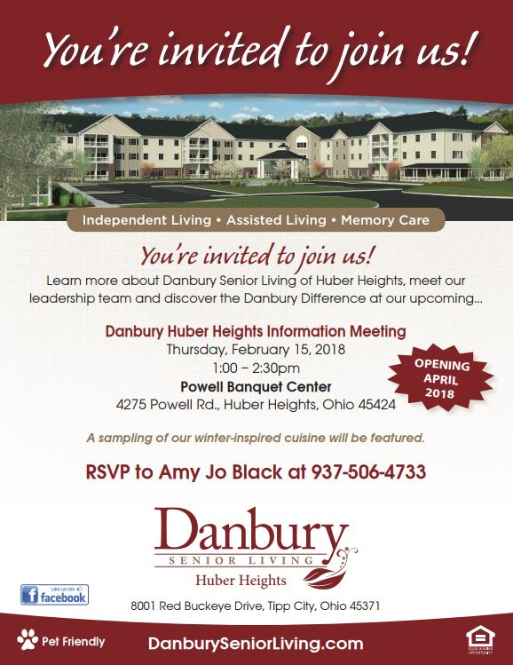 Info Meeting Danbury Assisted Living