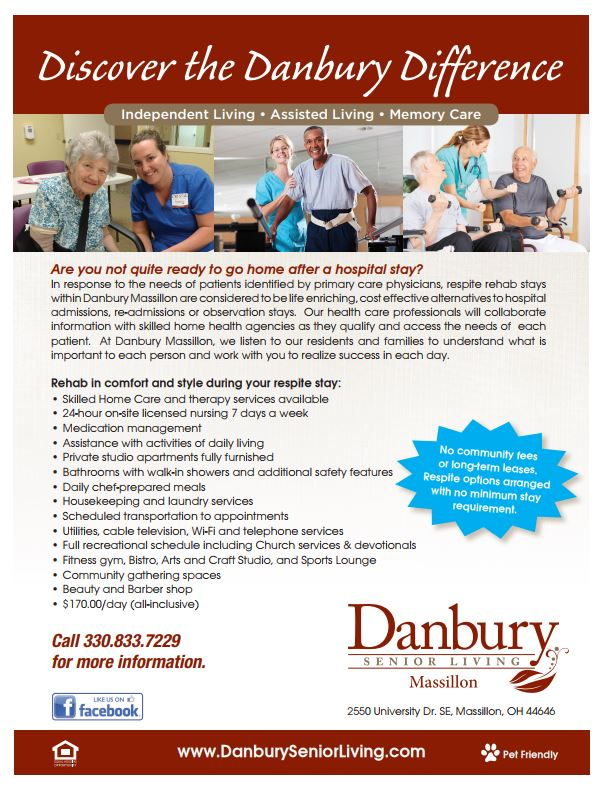 Massillon Danbury Danbury Senior Living