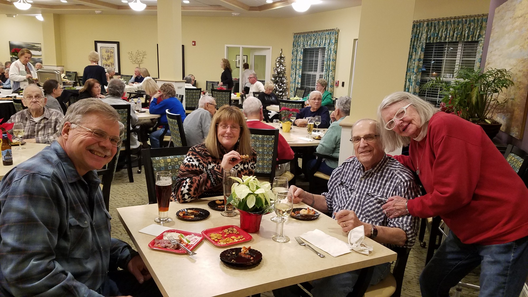 Danbury Tallmadge S Family Christmas Party Danbury