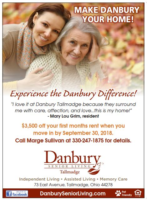 Move In Special Danbury Assisted Living