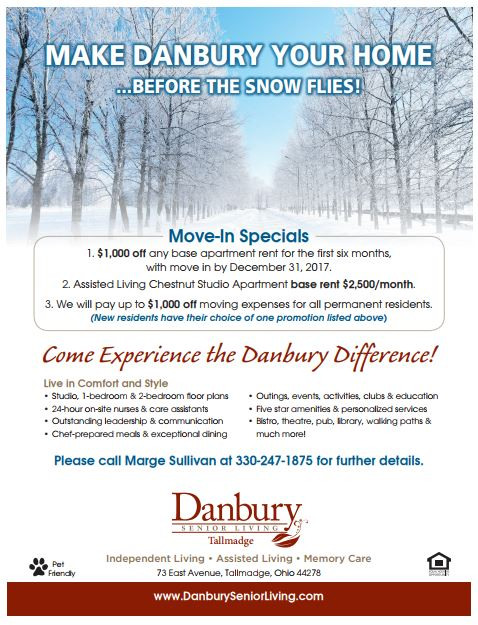 Three Great Move In Specials To Choose From Danbury
