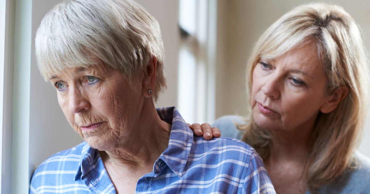 How to Help an Aging Parent with Depression
