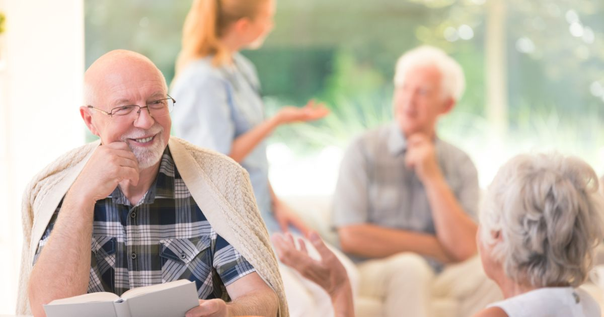 Assisted Living: Enhancing the Best Years of Your Life