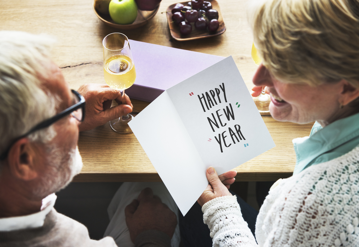 New Year's Resolutions for the Recently Retired