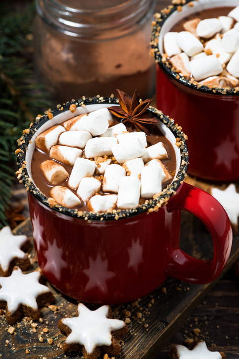 Danbury Employees, holiday traditions, hot chocolate, employment opportunities