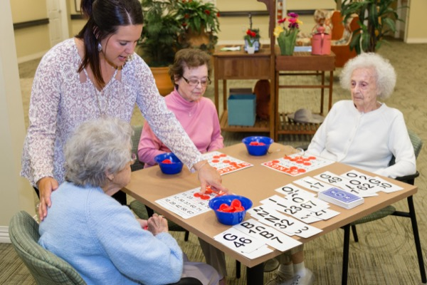 Memory Care | Danbury Senior Living