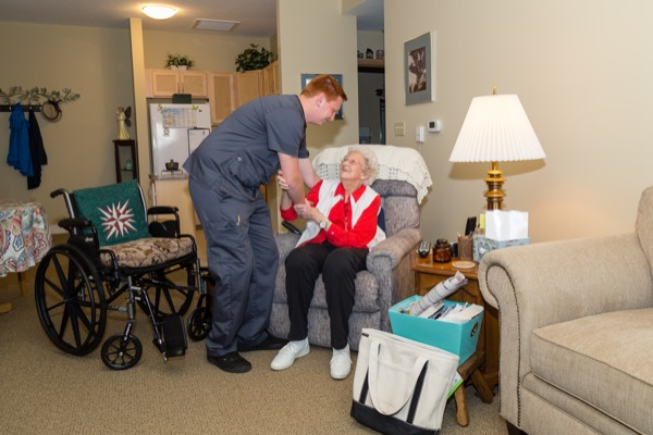 Assisted Living | Danbury Senior Living