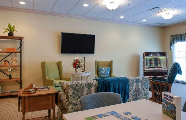 Independent Senior Living Amenities