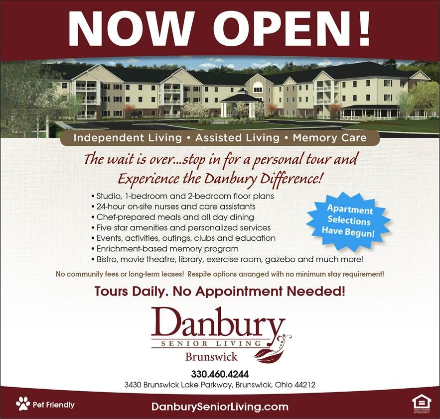 Now Open Call Today For Your Tour Danbury Assisted Living