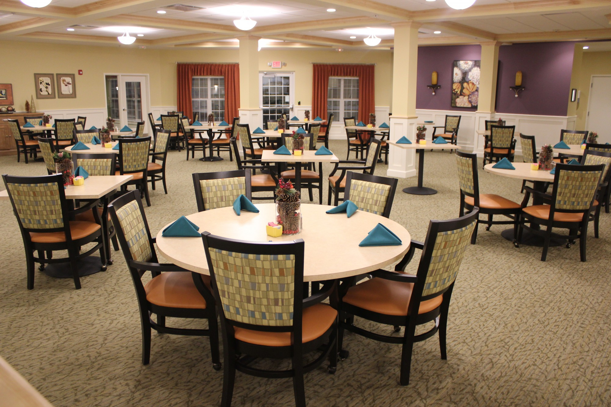 Dining | Danbury Senior Living Brunswick