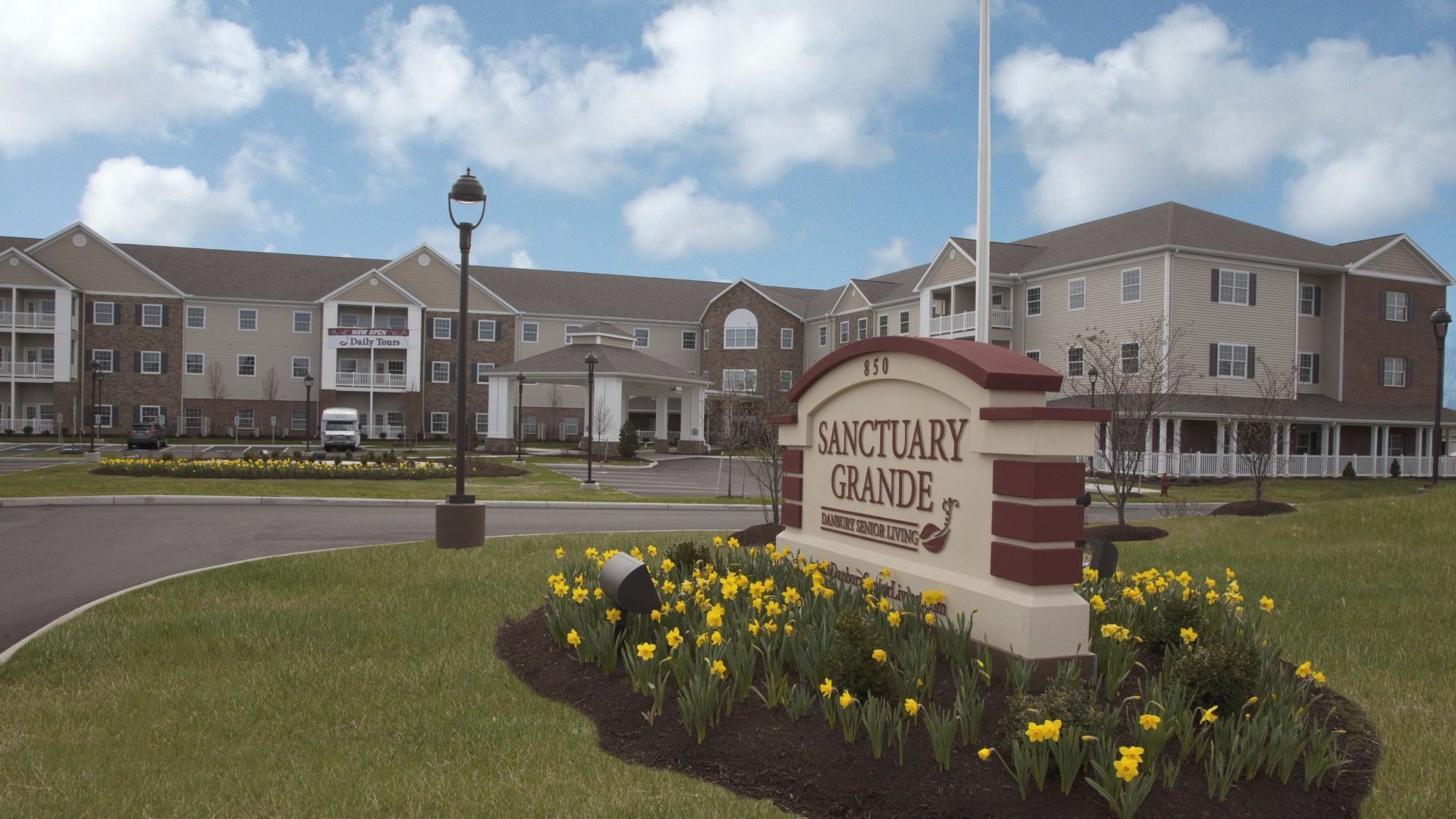 Our communities danbury assisted living for The danbury