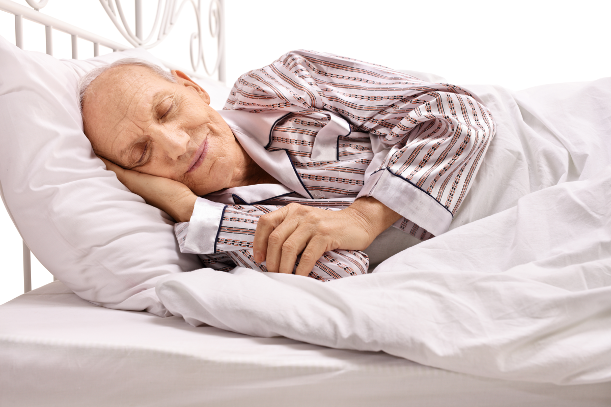 How Much Sleep Does a Senior Citizen Need?