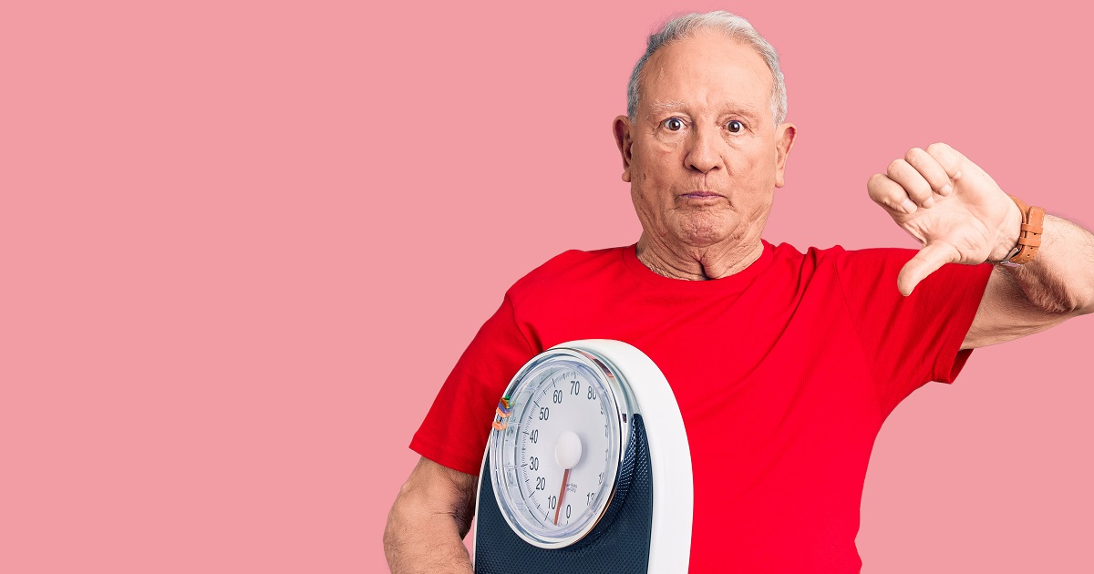 Now that I'm retired, I've gained more than a few pounds, what can I do?